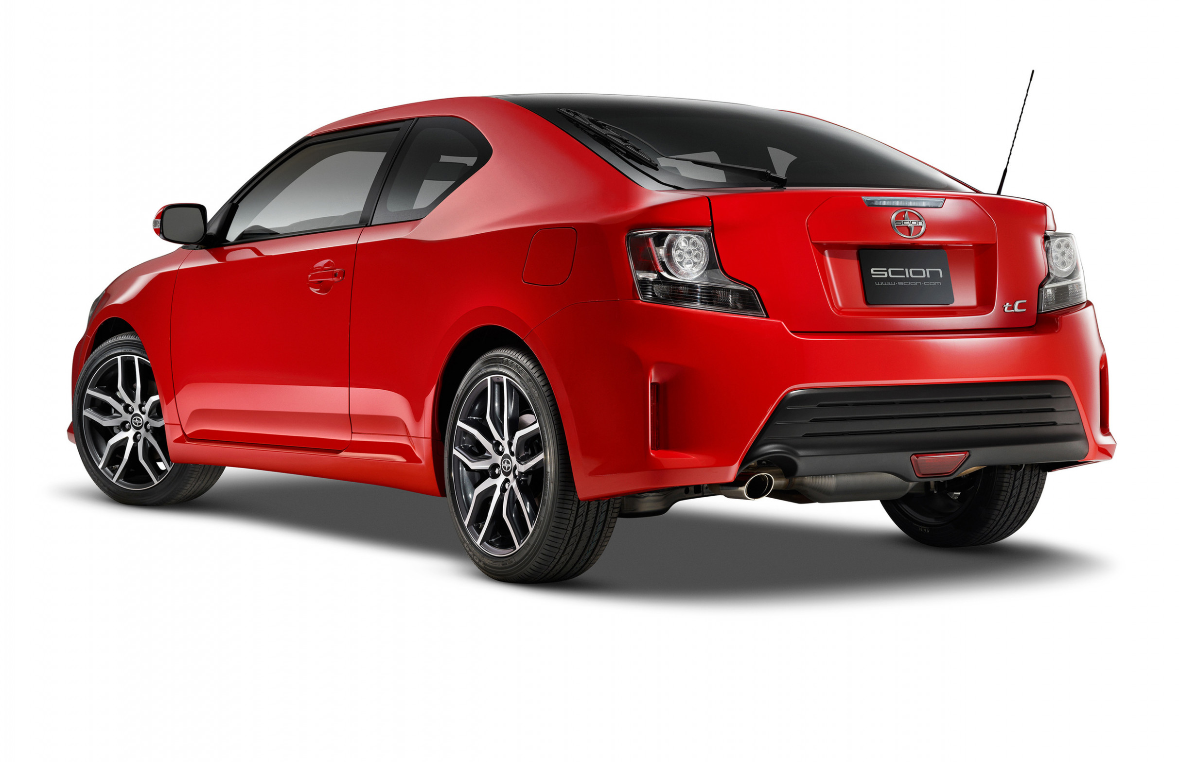 Exterior and Interior 2022 Scion Tced
