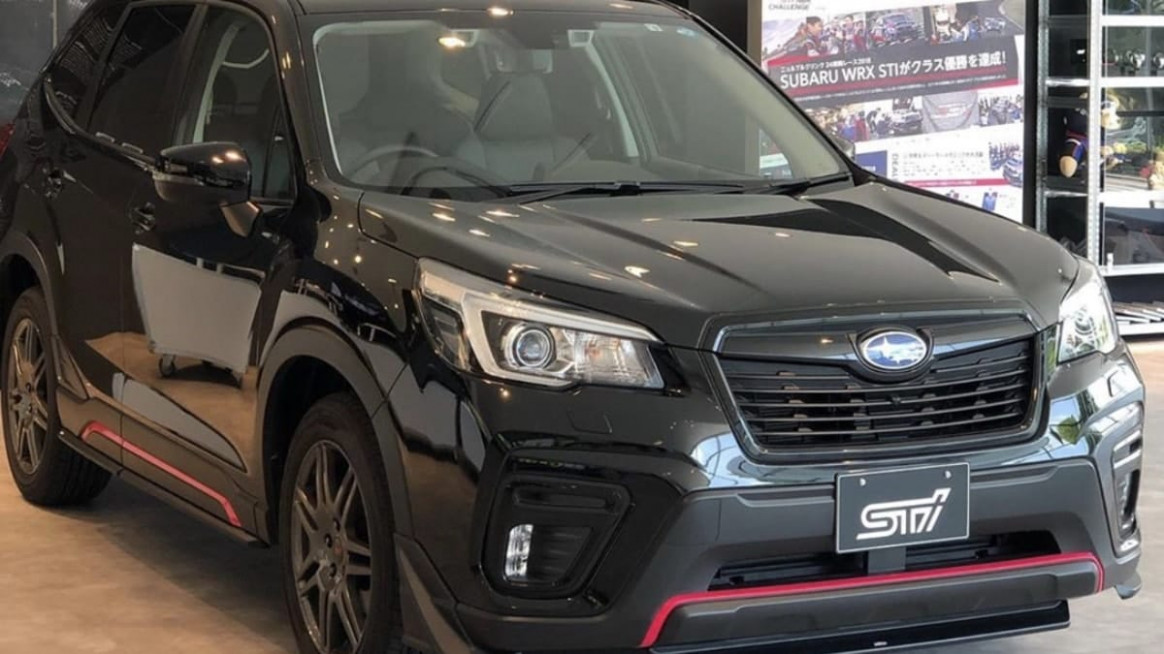 Overview 2022 Subaru Forester