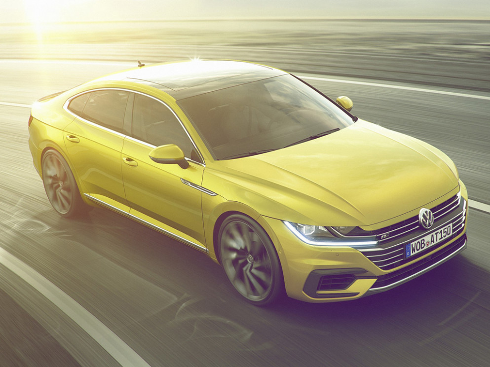 History 2022 The Next Generation VW Cc