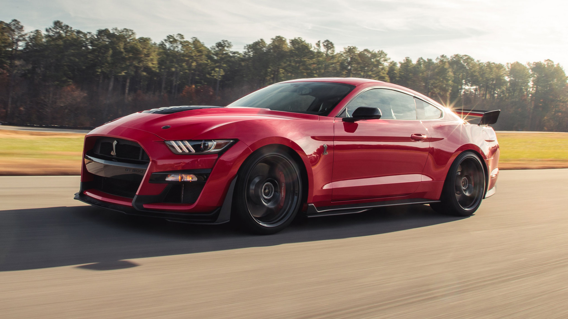 Release Date and Concept 2022 The Spy Shots Ford Mustang Svt Gt 500