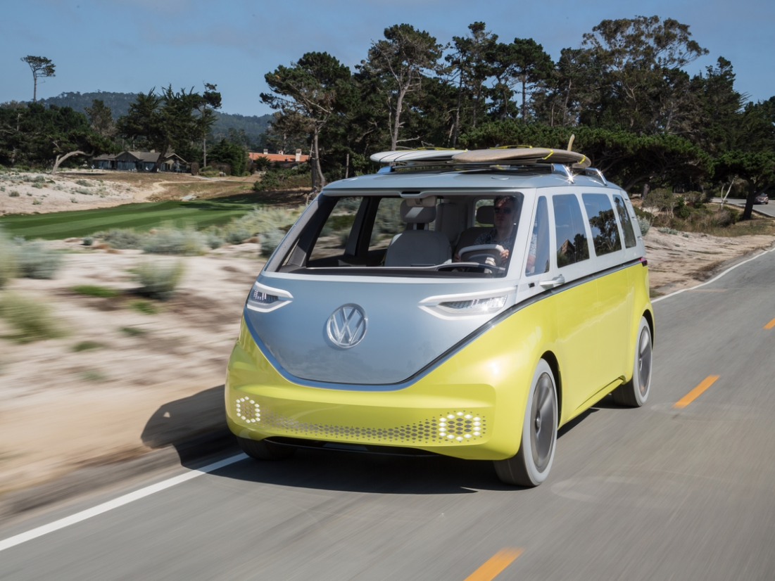 Price, Design and Review 2022 VW Bulli