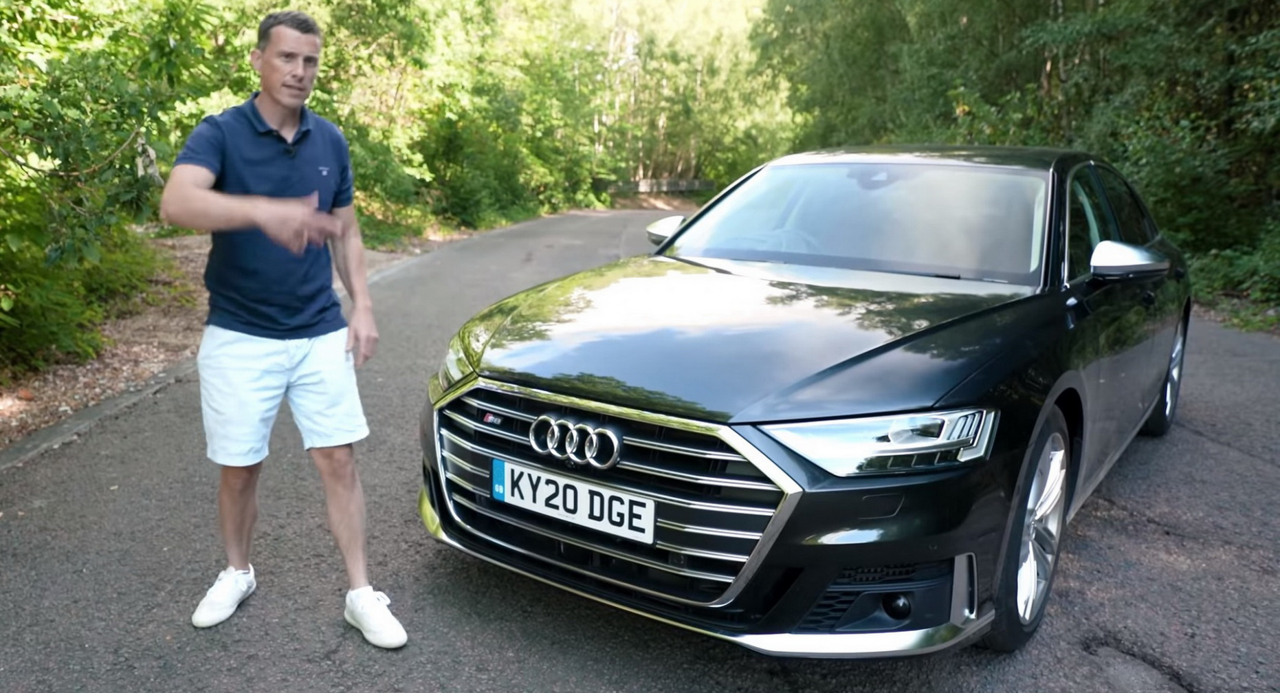 Price and Review Audi S8 2022