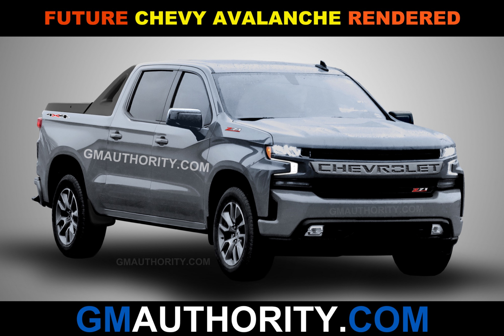 Photos Chevrolet Avalanche 2022