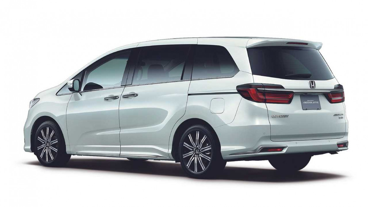 Concept and Review Honda Odyssey 2022 Japan