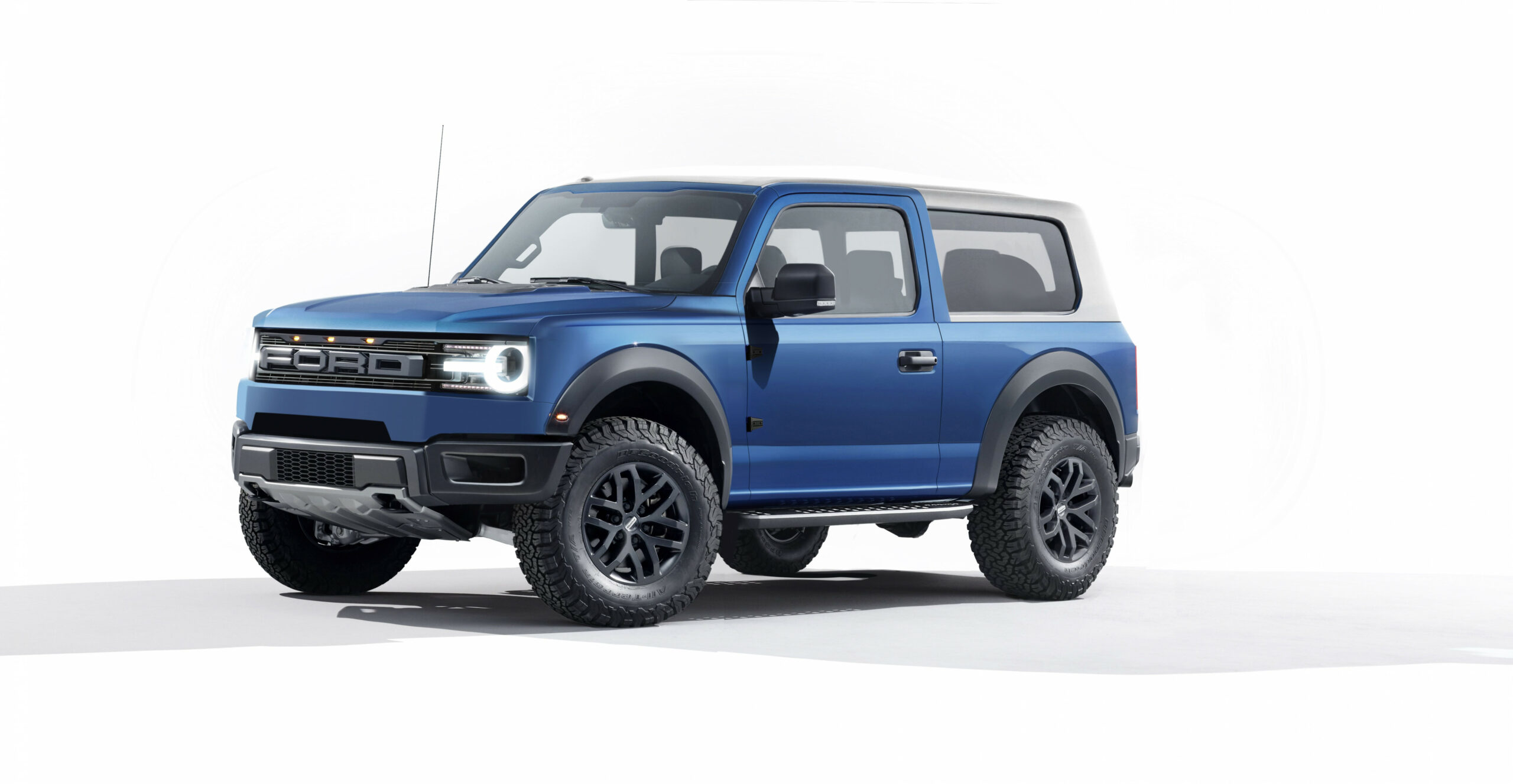 Redesign and Review Images Of 2022 Ford Bronco