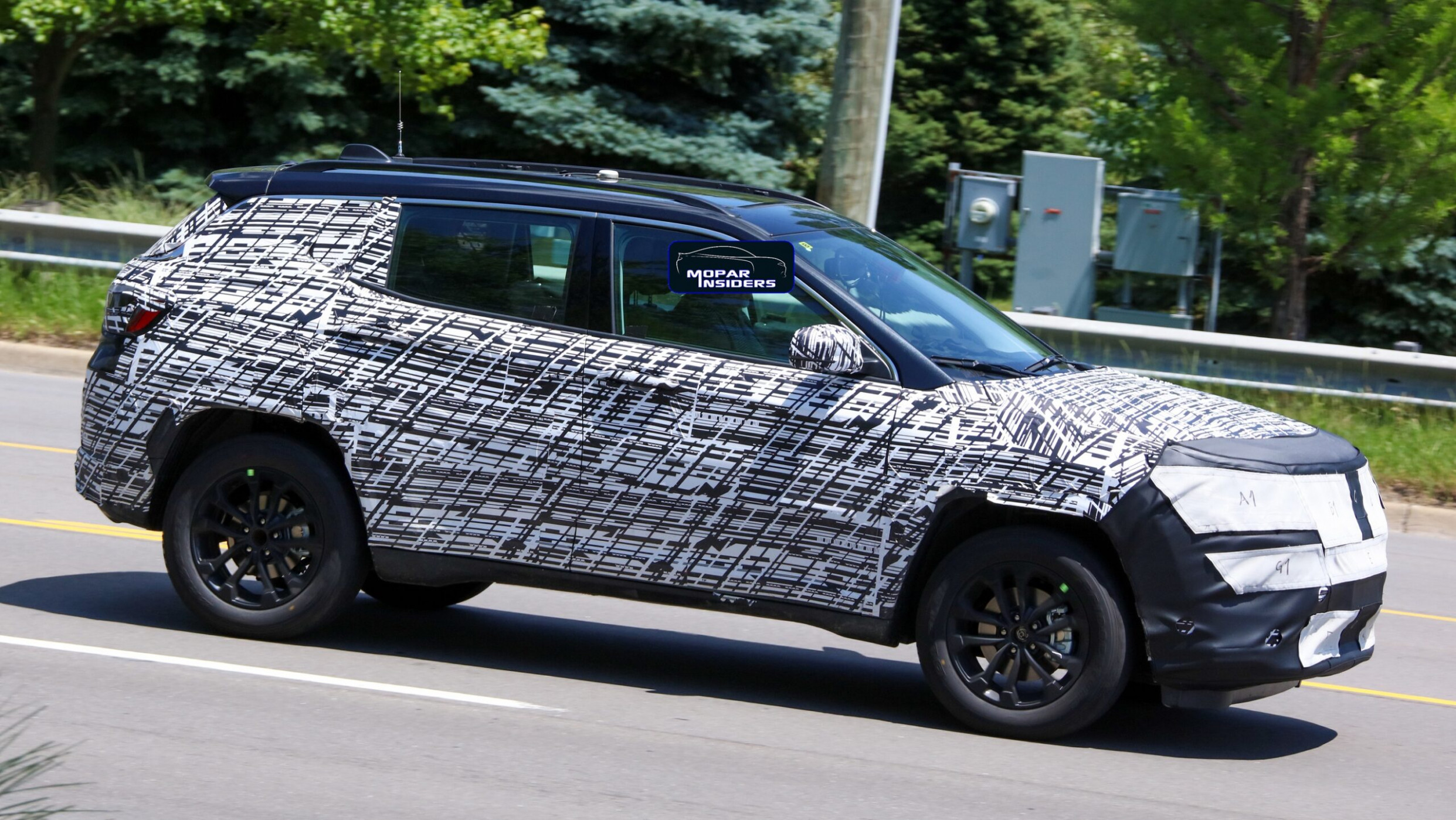 Overview Jeep Compass 2022