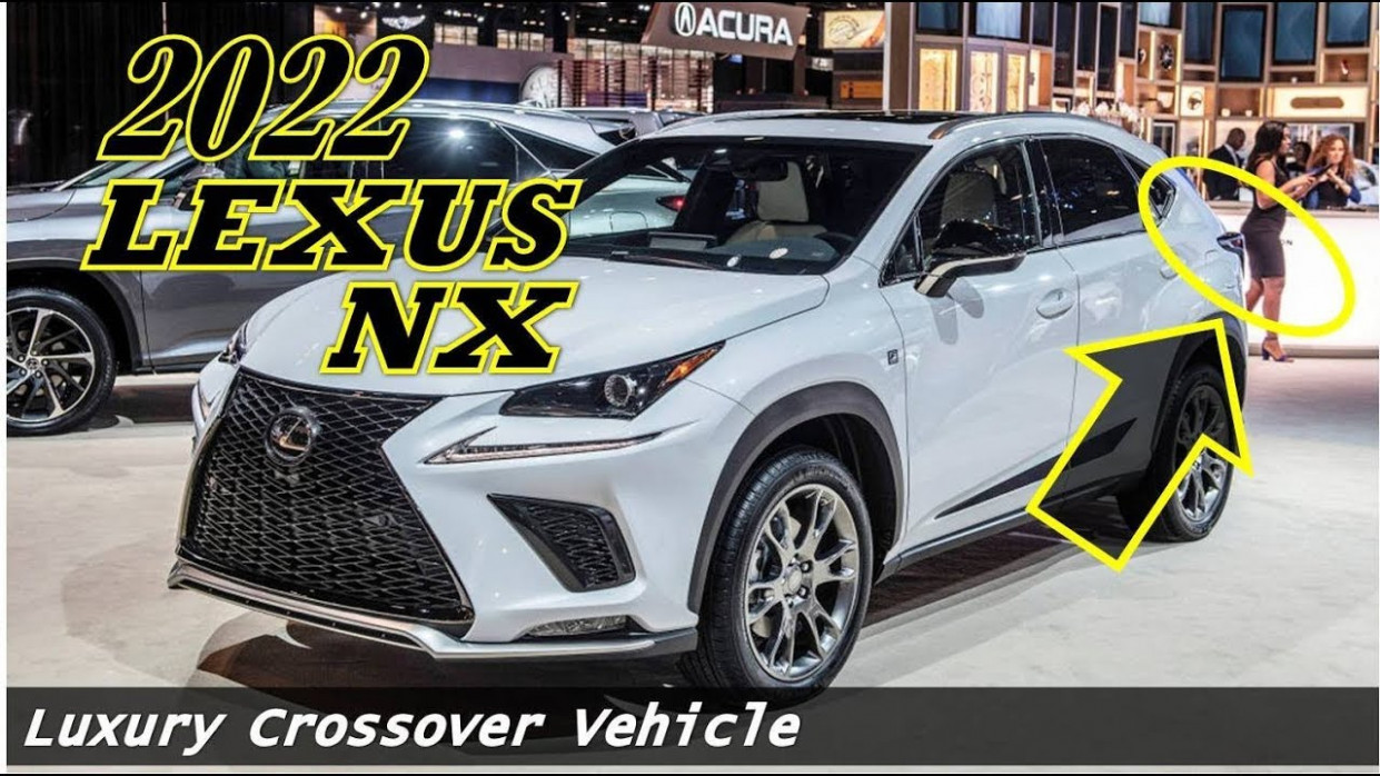 Speed Test Lexus Nx Hybrid 2022