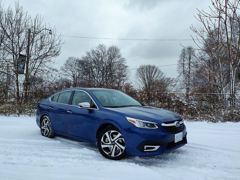 Reviews Subaru Legacy Gt 2022