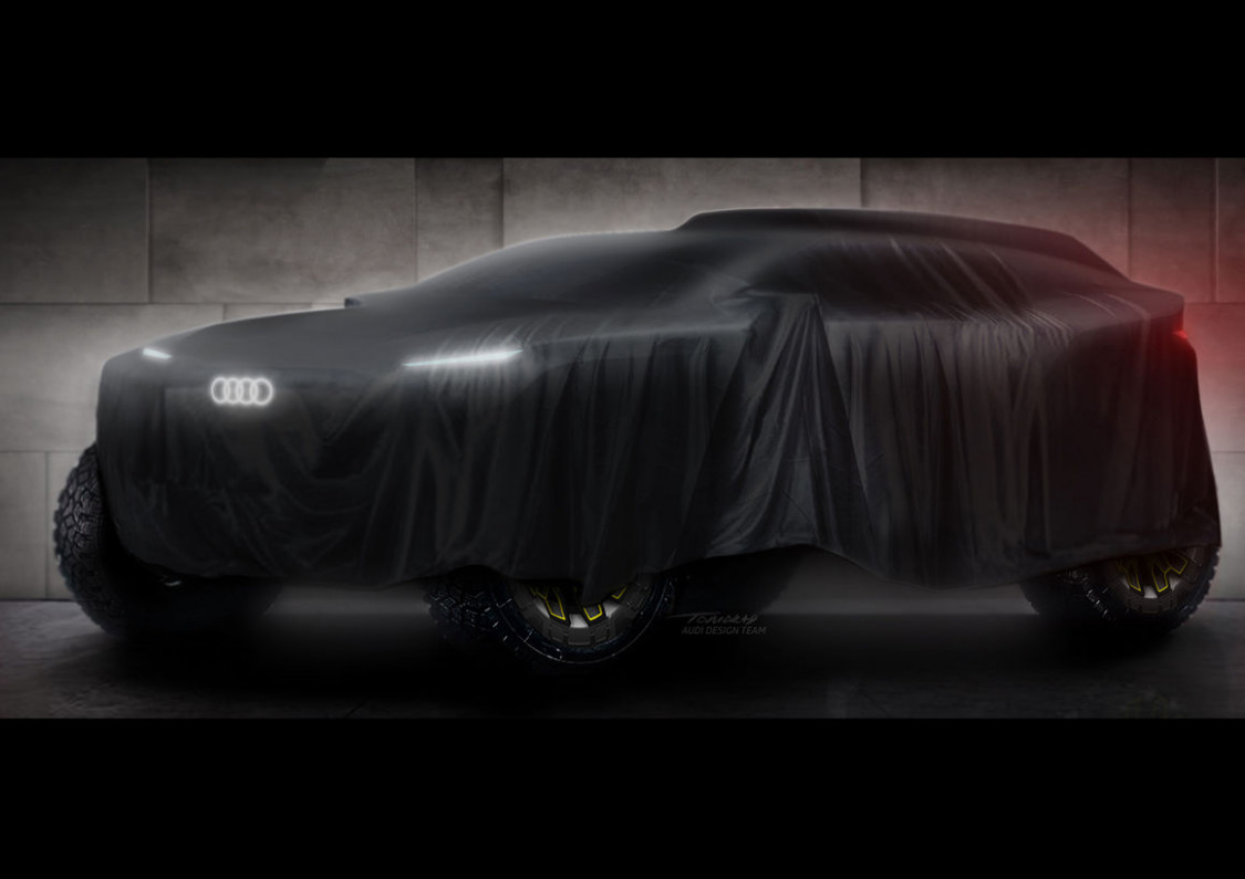 New Concept Audi Fuel Cell 2022