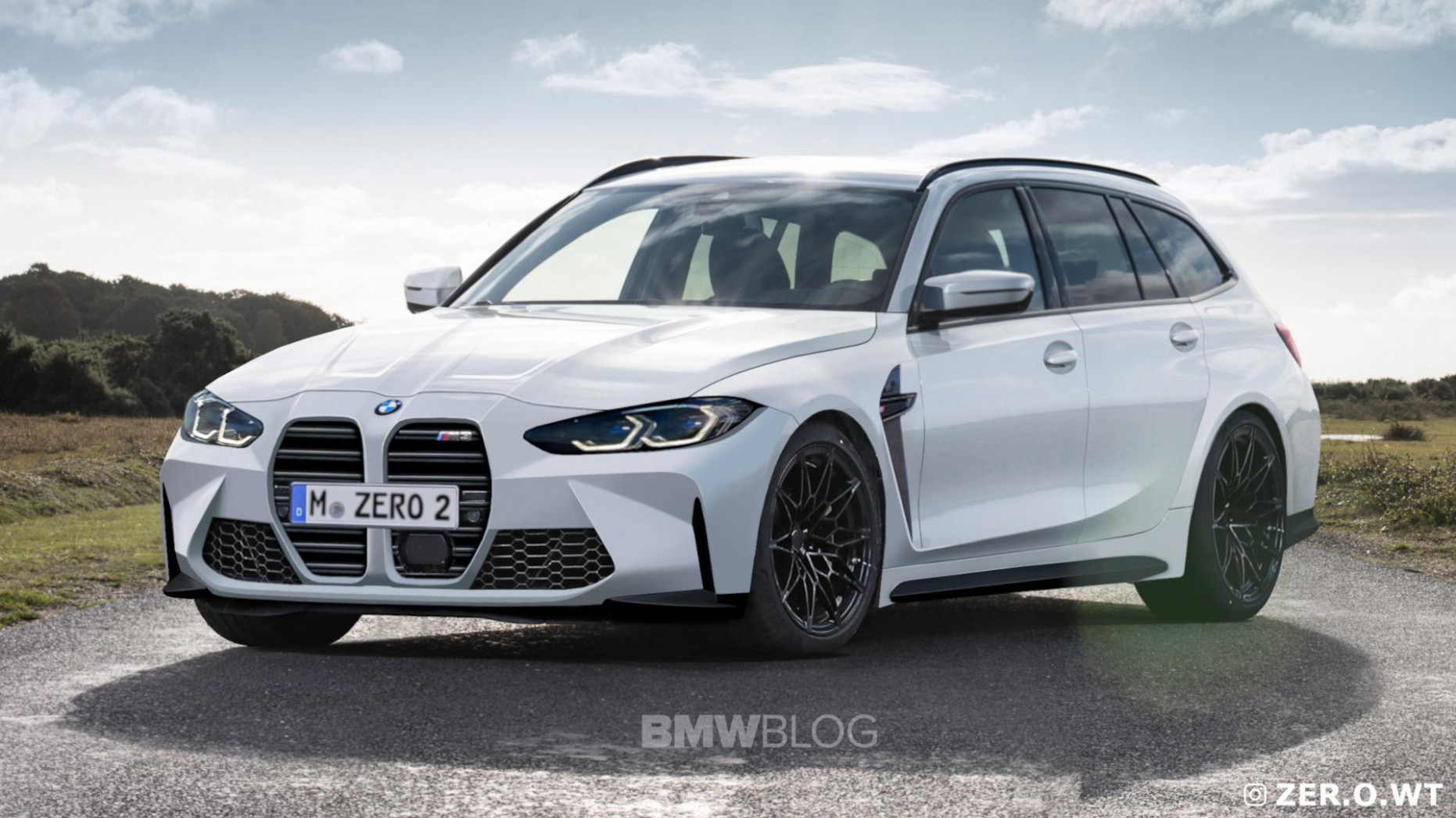 Overview BMW Touring 2022