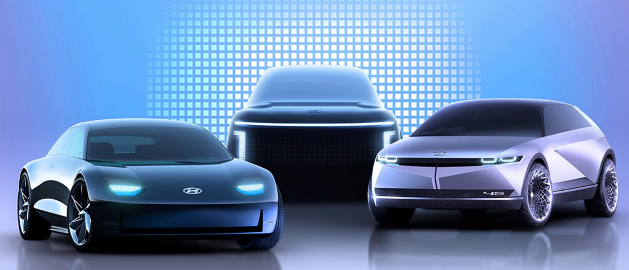 Overview Hyundai Electric Car 2022