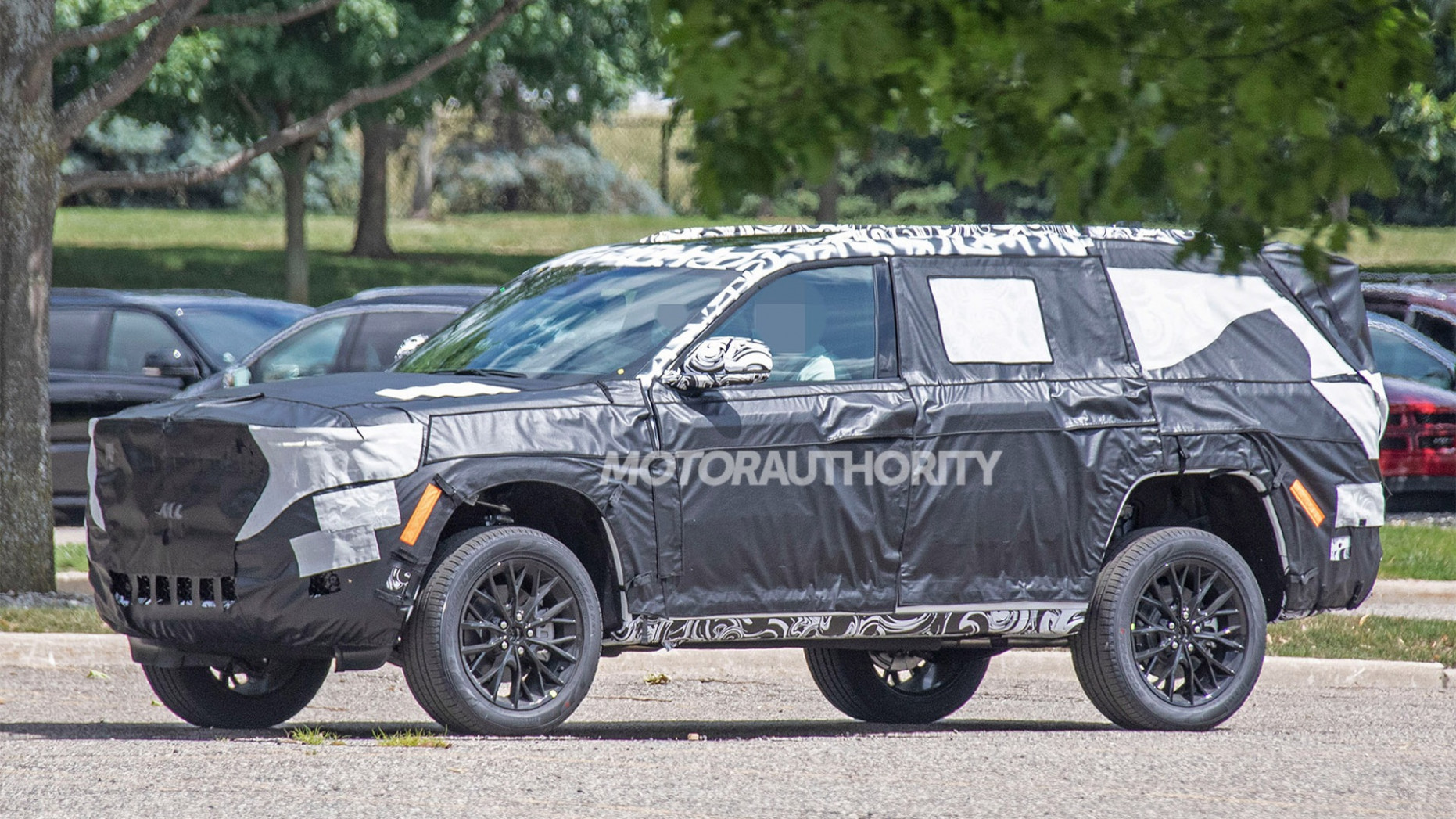 Exterior and Interior Jeep Grand Cherokee 2022 Concept