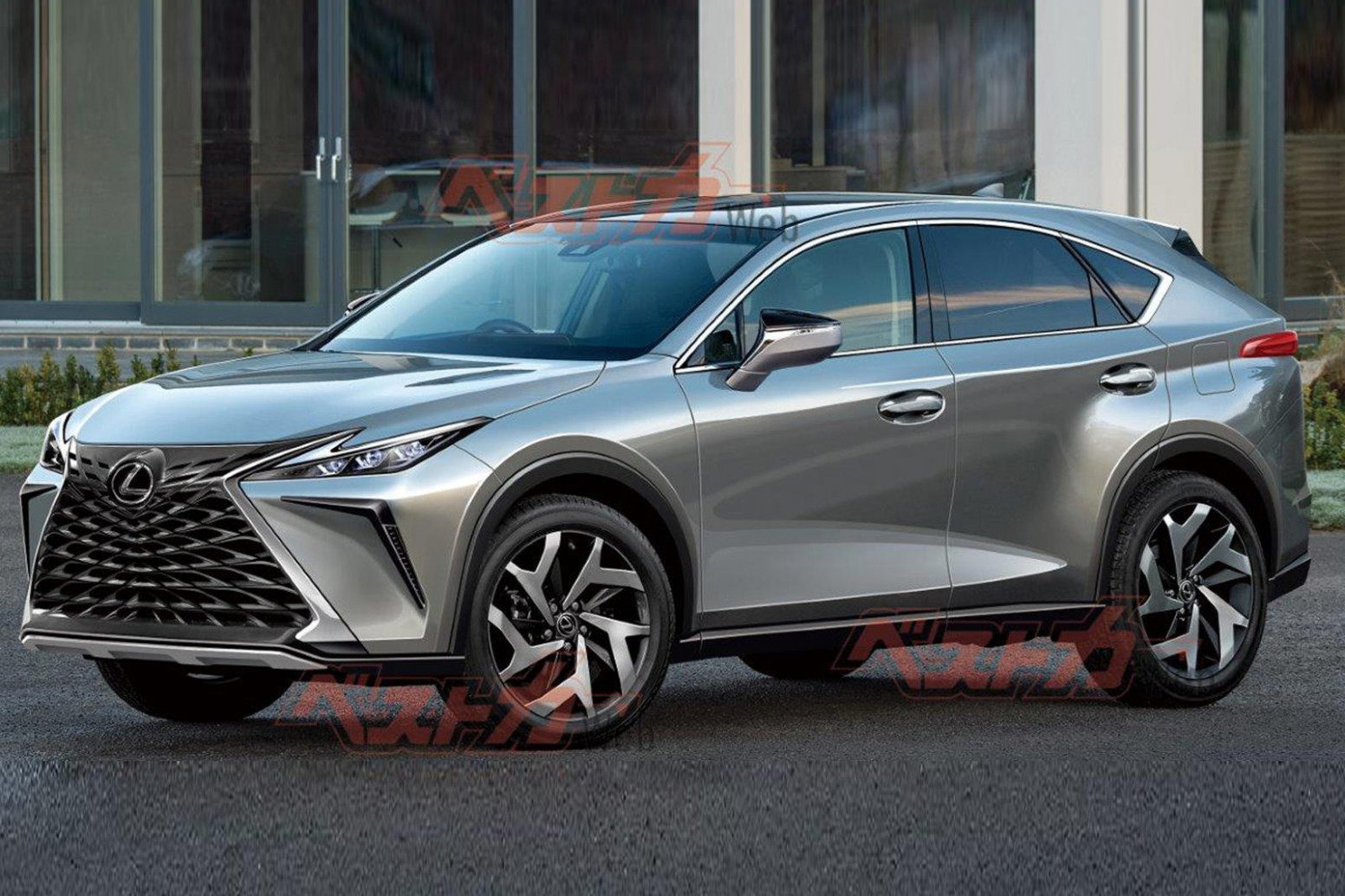 Redesign and Review Lexus Gx Body Style Change 2022