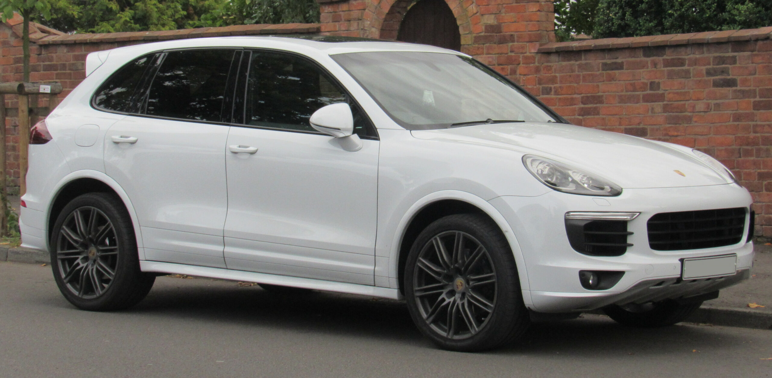 New Model and Performance Porsche Cayenne Model