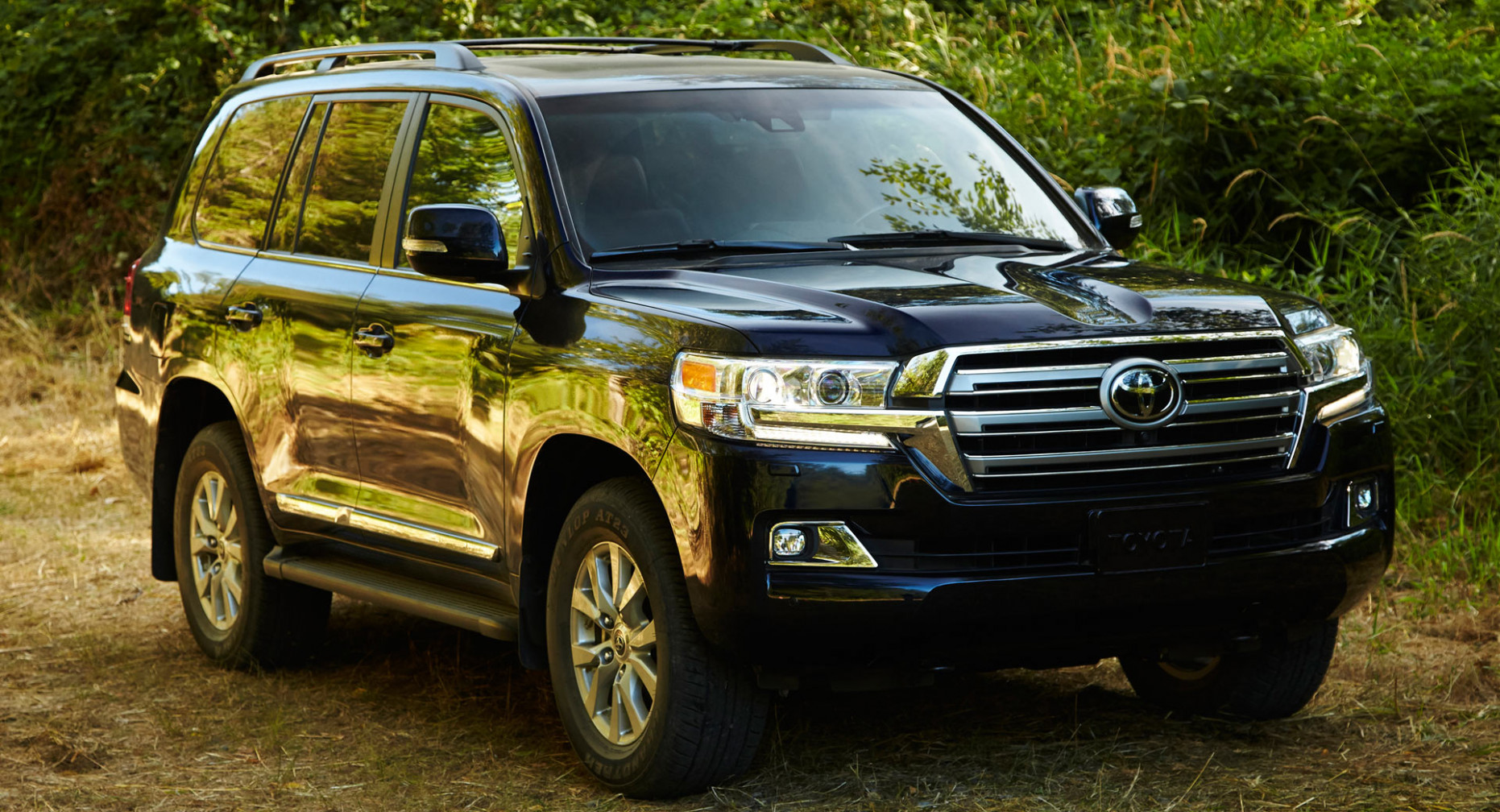 Release Date Toyota New Land Cruiser 2022