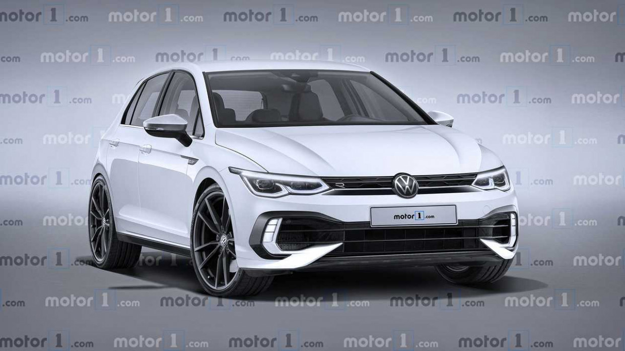 Model Volkswagen Golf Alltrack 2022