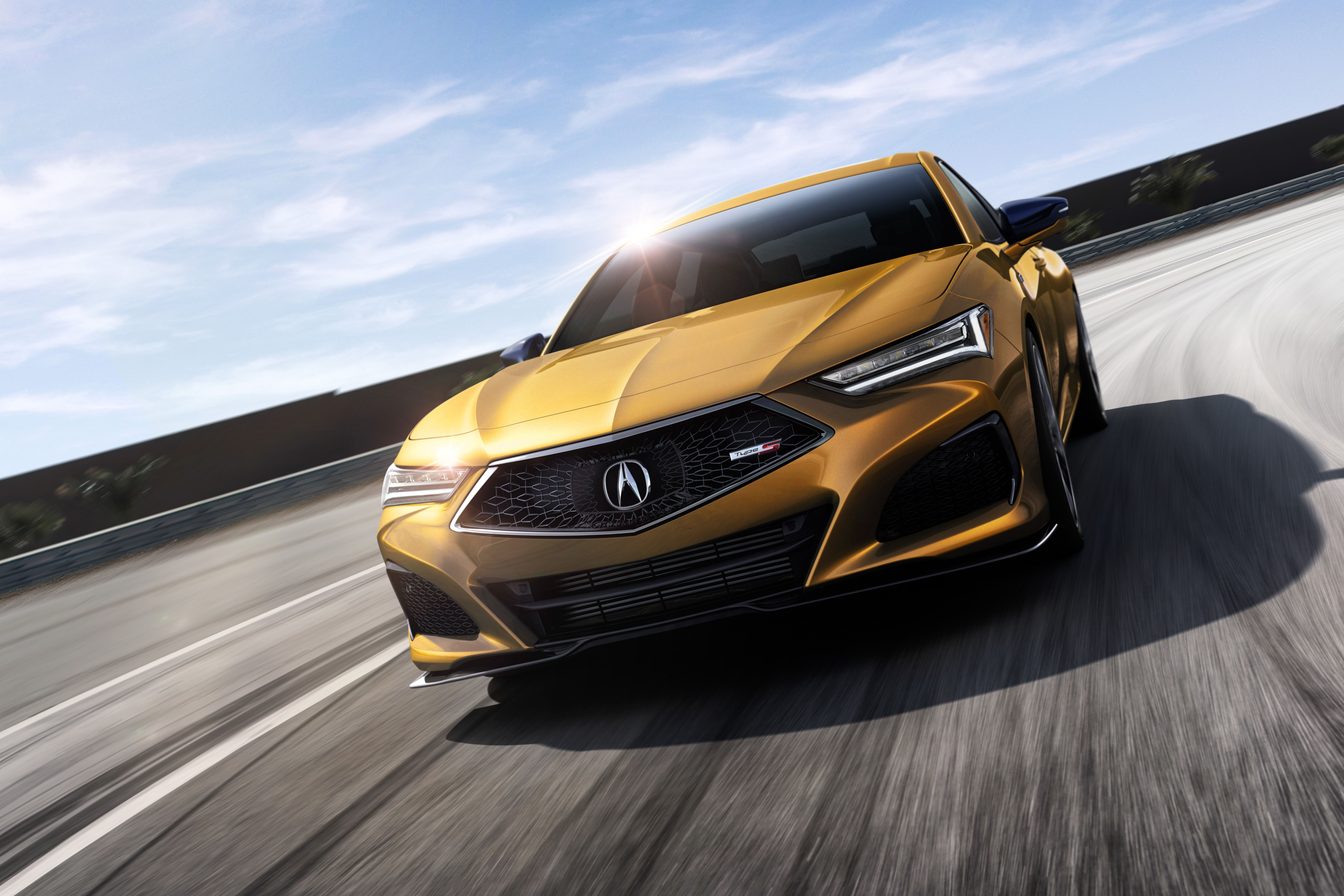Picture 2022 Acura Tlx Type S Horsepower