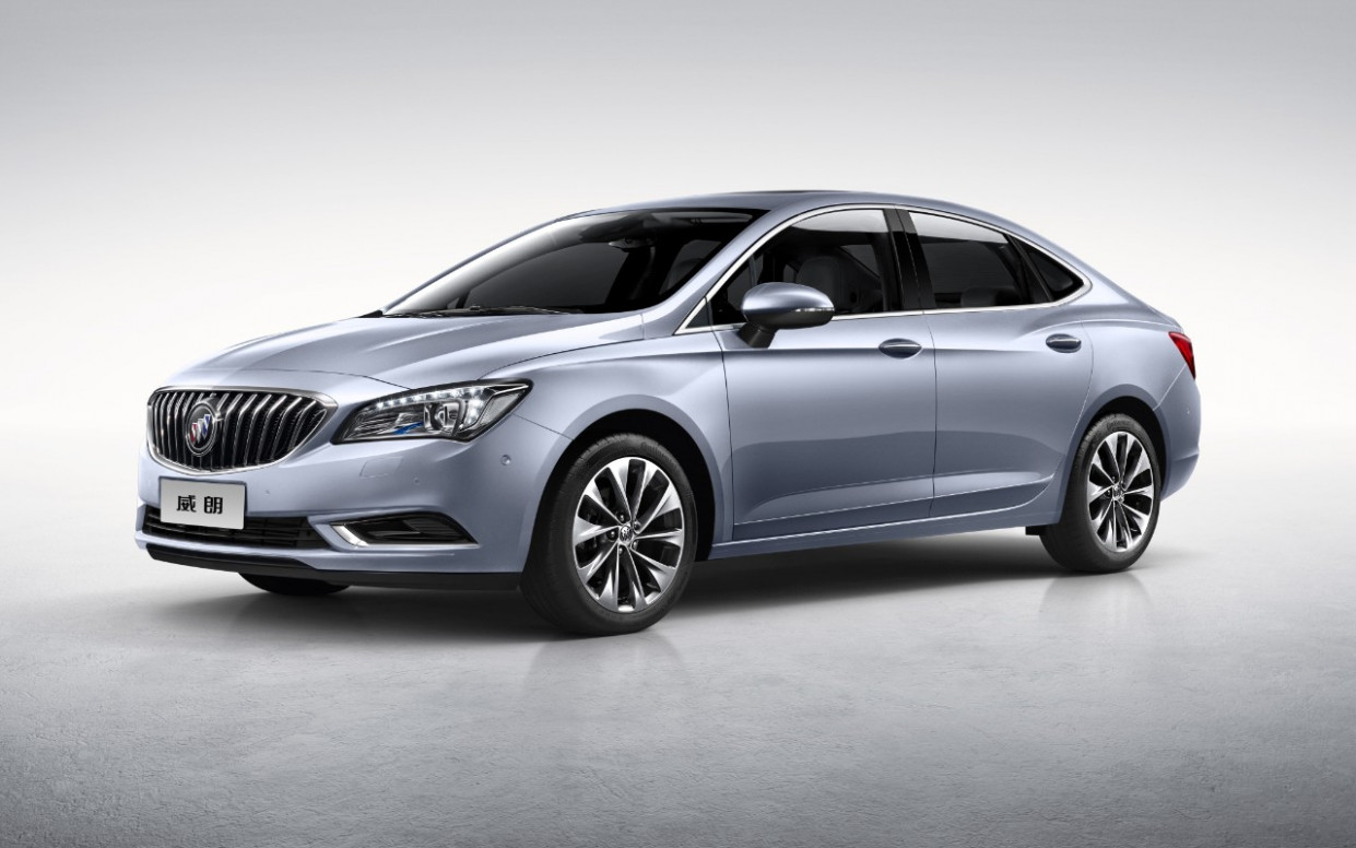 Redesign and Review 2022 Buick Verano