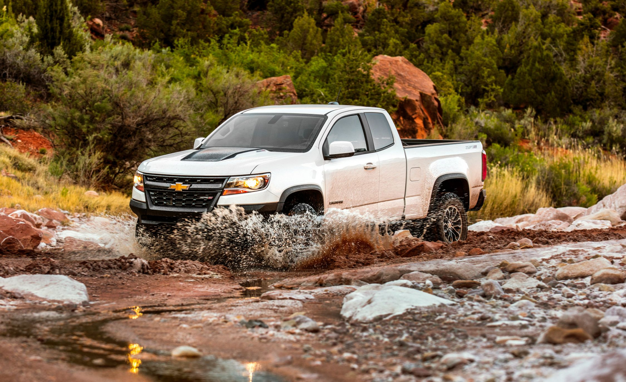 First Drive 2022 Chevrolet Colorado Z72