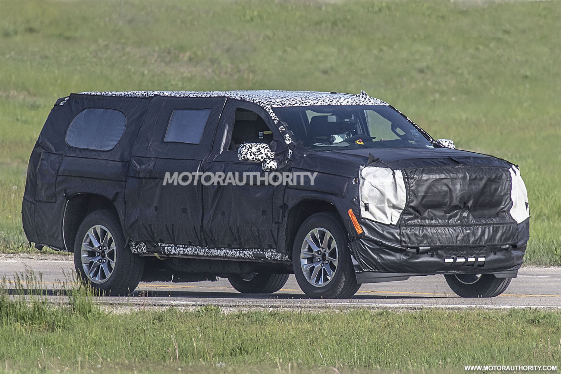 Research New 2022 Chevrolet Suburban Redesign