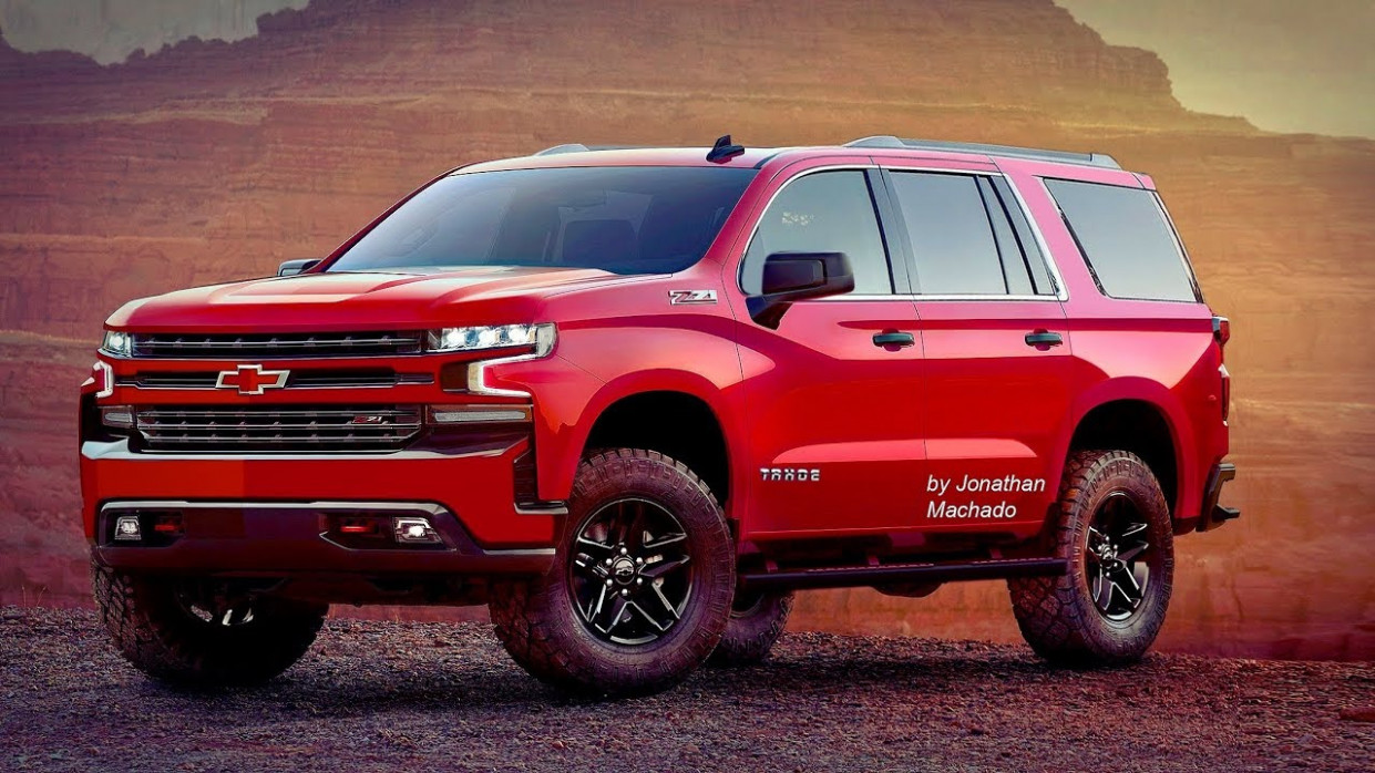 Overview 2022 Chevy Tahoe