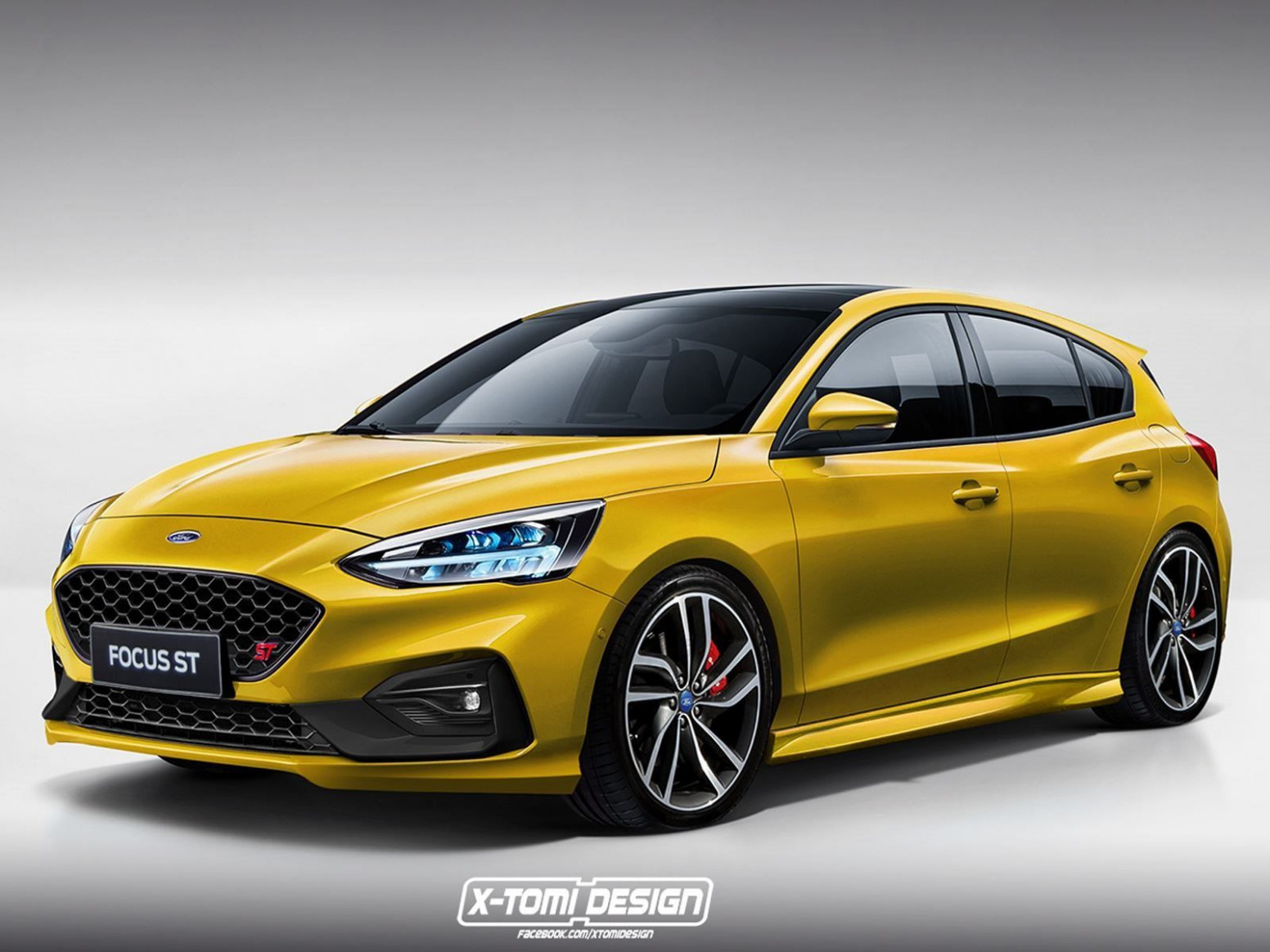 Redesign and Concept 2022 Ford Fiesta St Rs