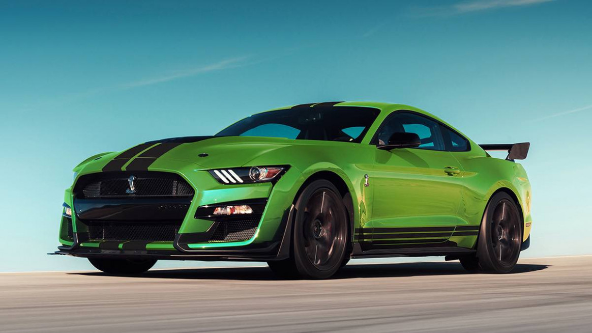 Specs 2022 Ford GT350