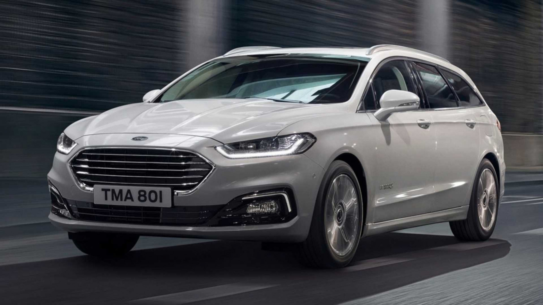 Pictures 2022 Ford Mondeo