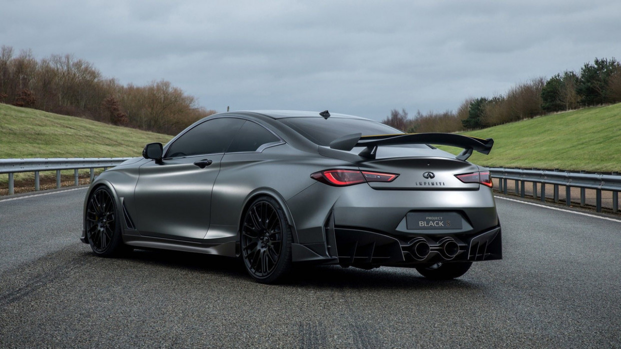 Rumors 2022 Infiniti Q60 Black S Price