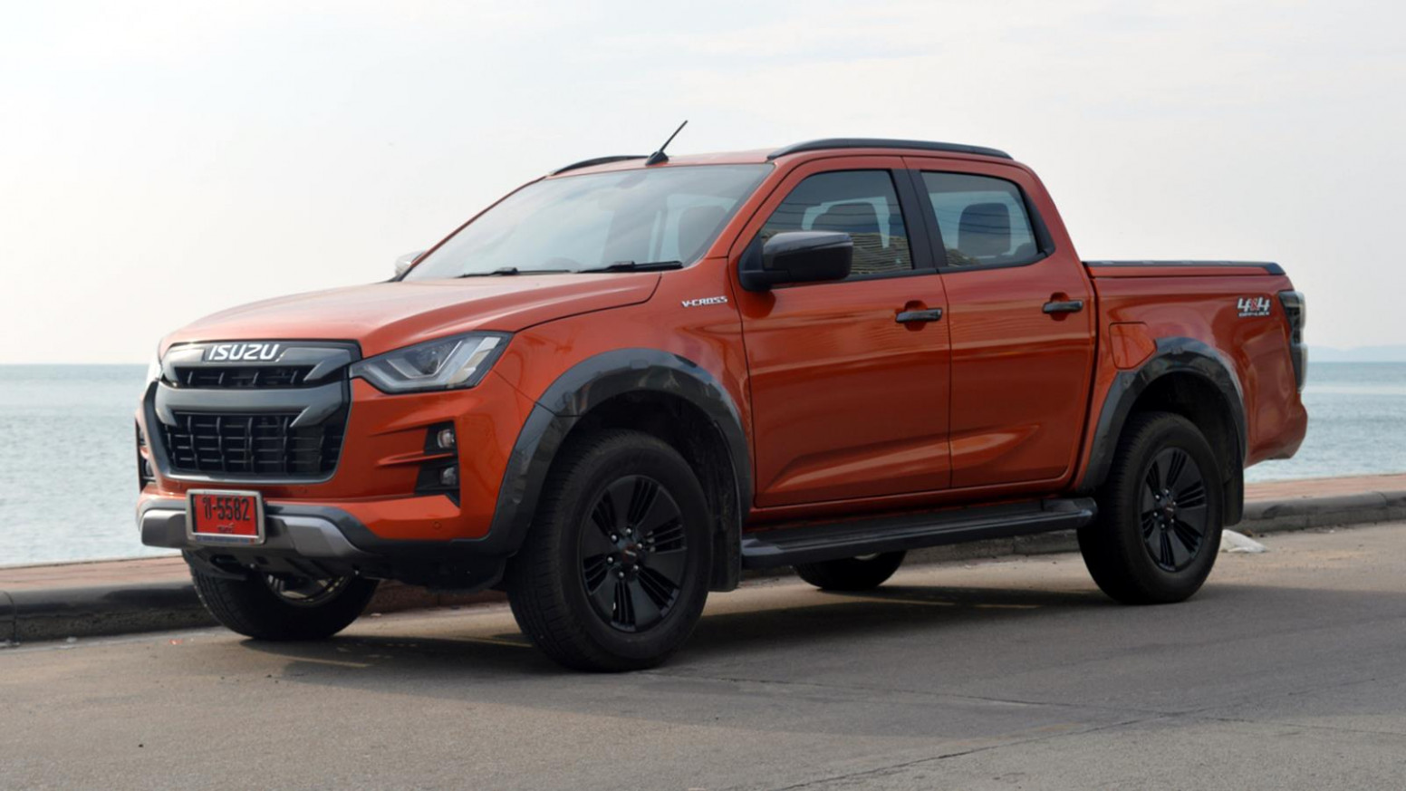 Speed Test 2022 Isuzu Dmax