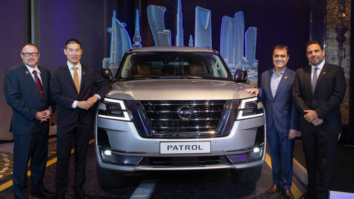 Redesign and Concept 2022 Nissan Patrol Diesel