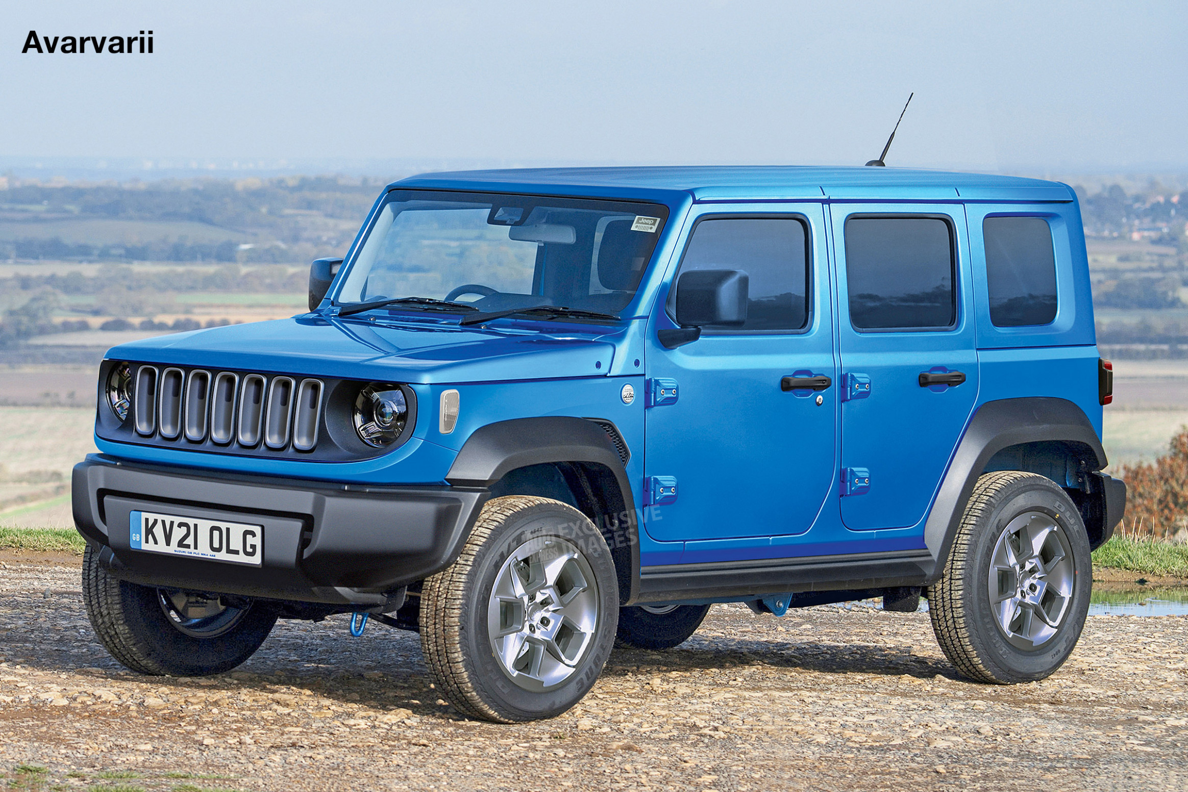 Performance and New Engine 2022 The Jeep Wrangler