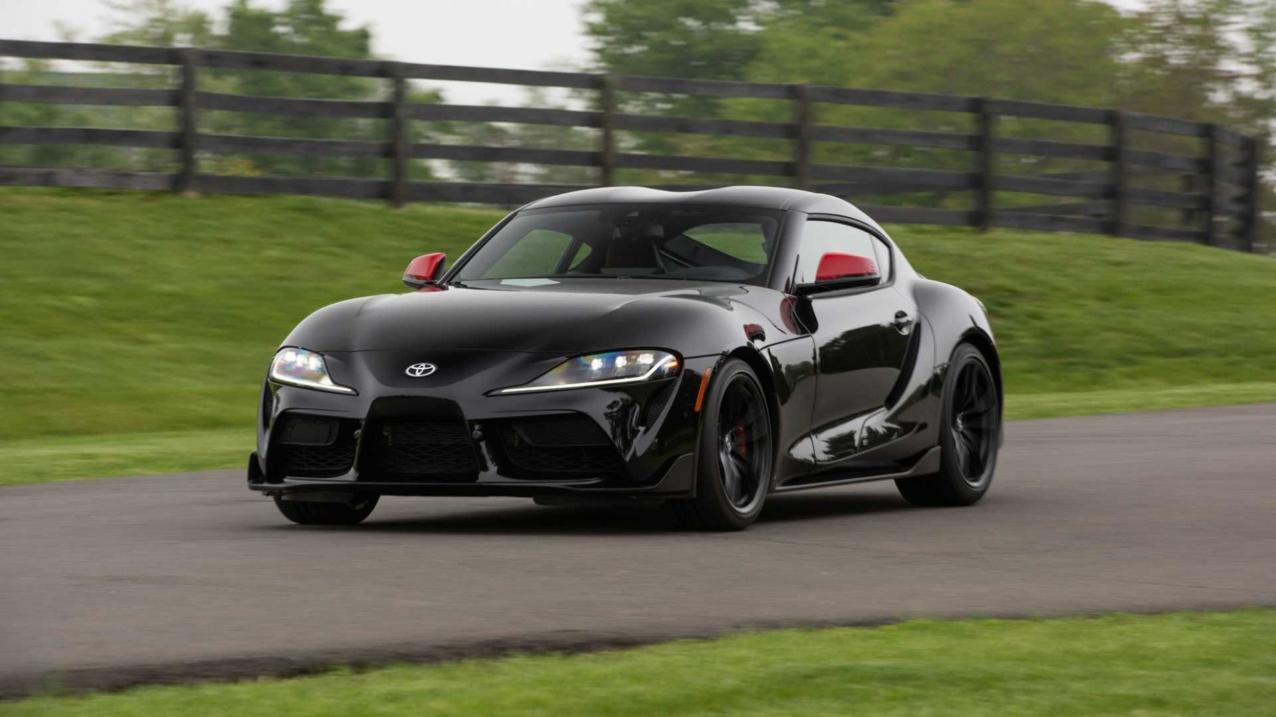 Review and Release date 2022 Toyota Supra Barrett Jackson