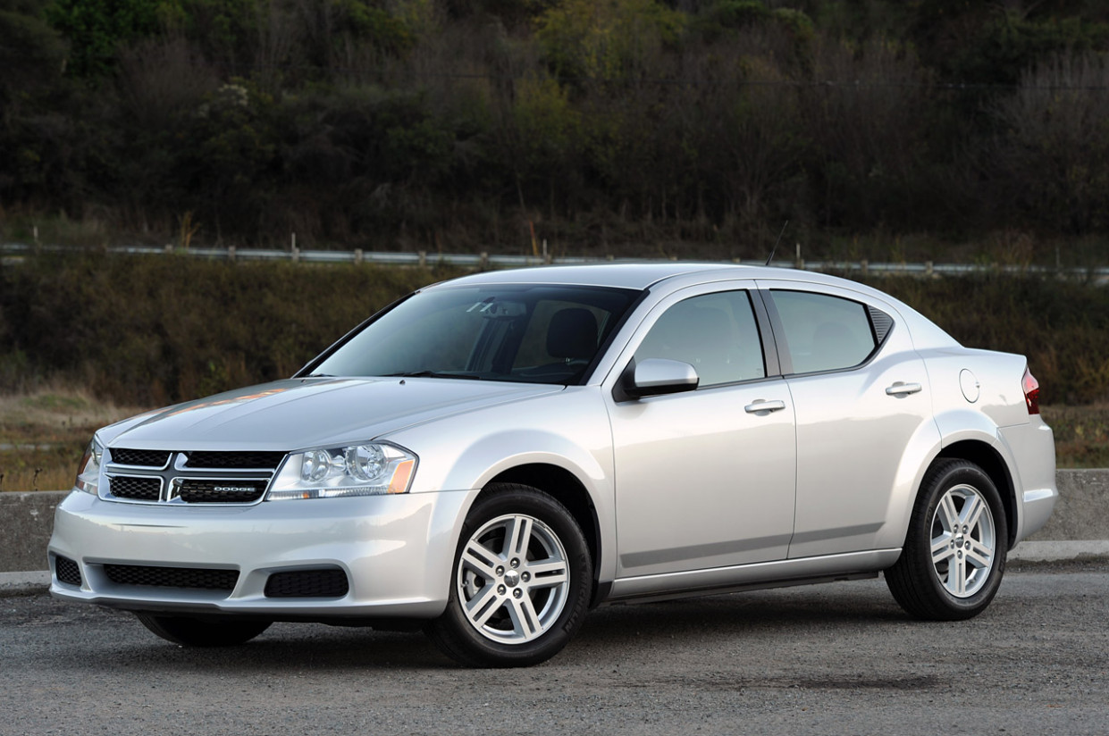 Release Date and Concept Dodge Avenger 2022