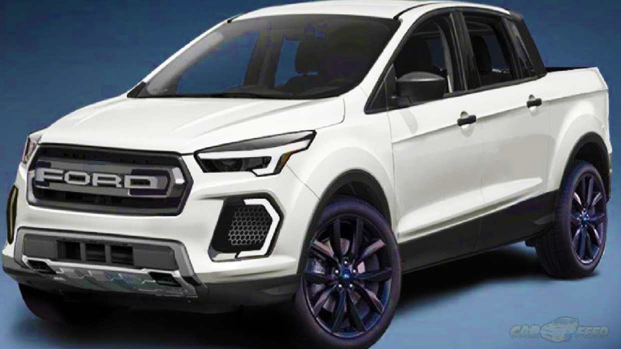 Performance Ford Courier 2022