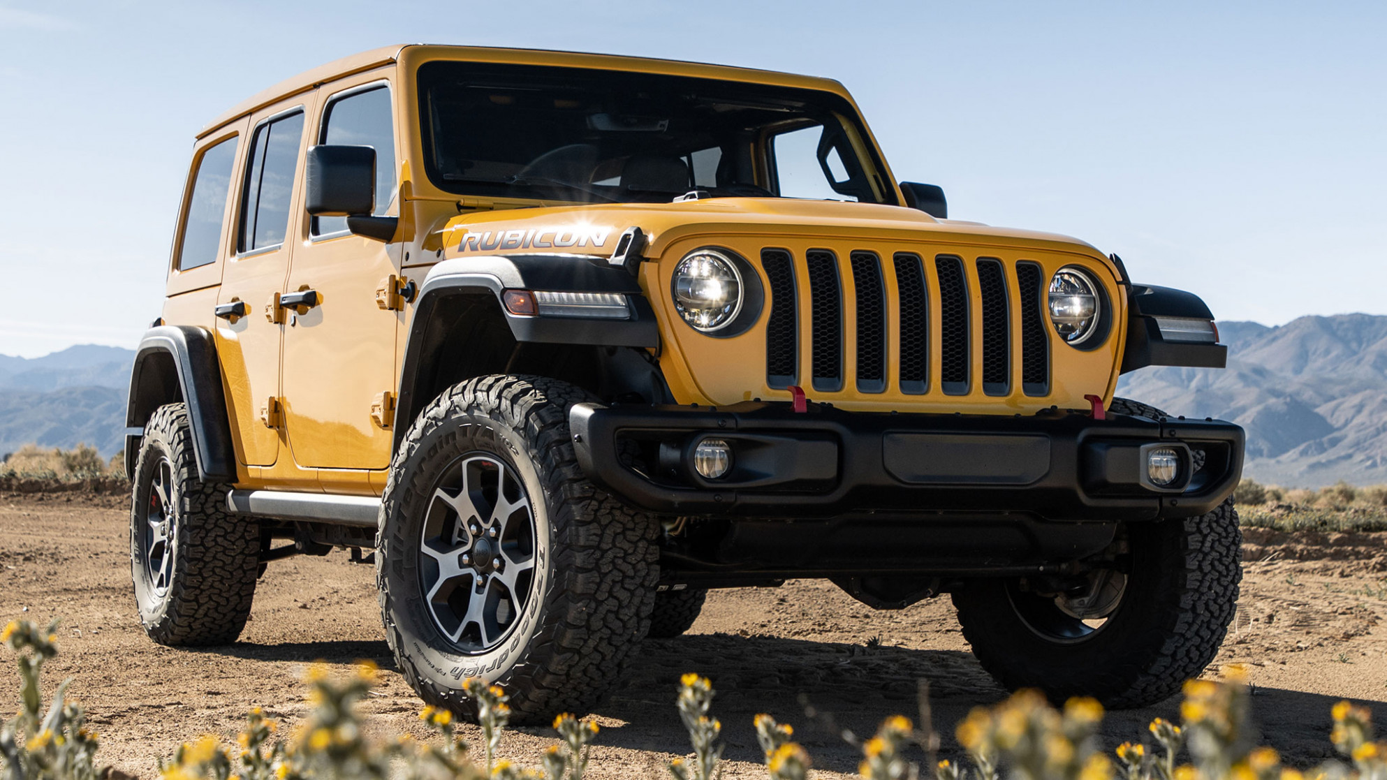 Spesification Jeep Wrangler 2022 Hybrid