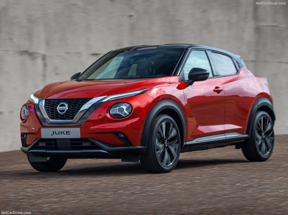Research New Nissan Juke 2022 Dimensions