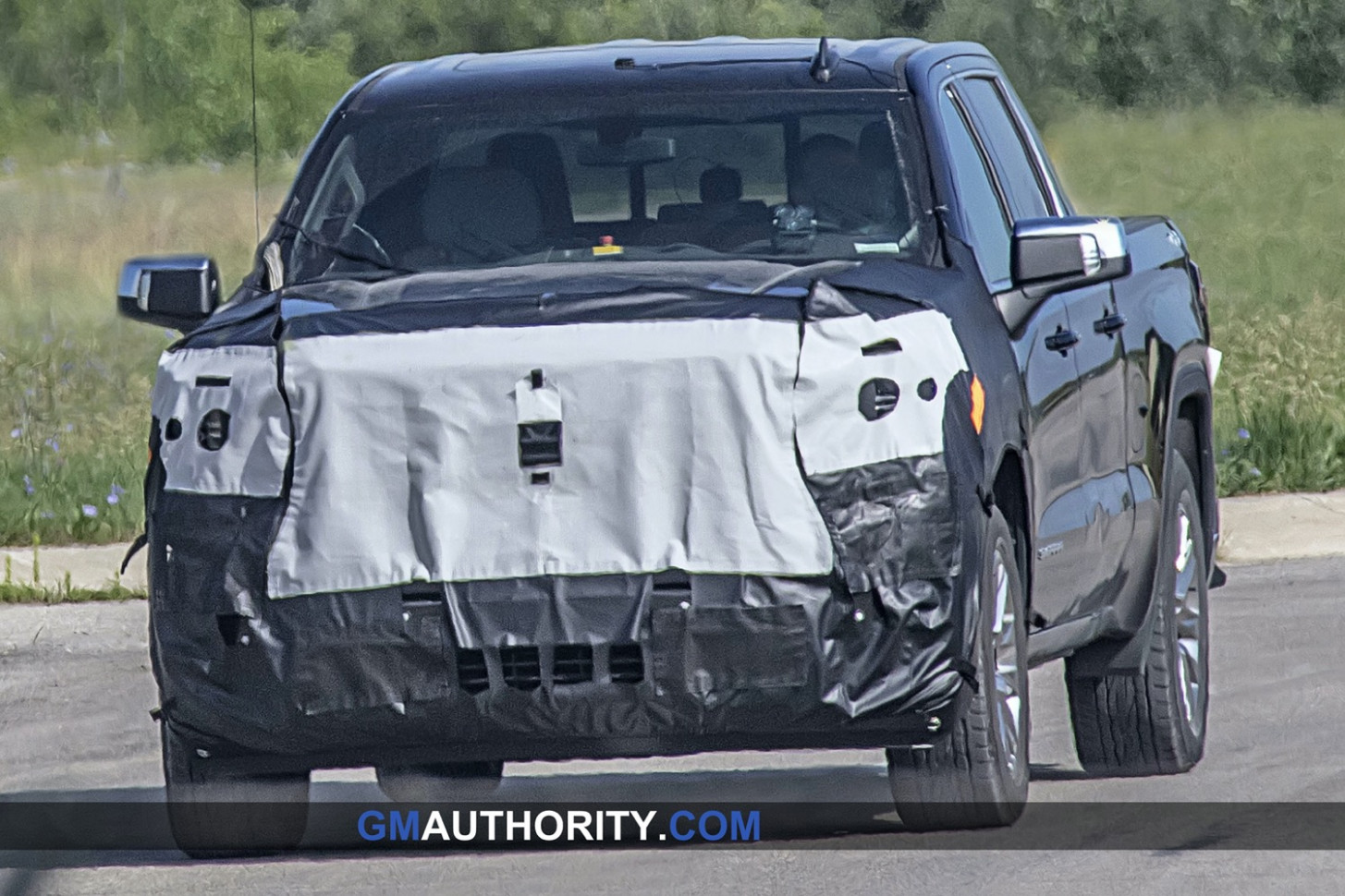 Review and Release date Pics Of 2022 Gmc 2500