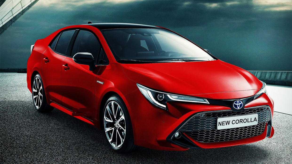 Concept and Review Toyota Corolla 2022 Qatar