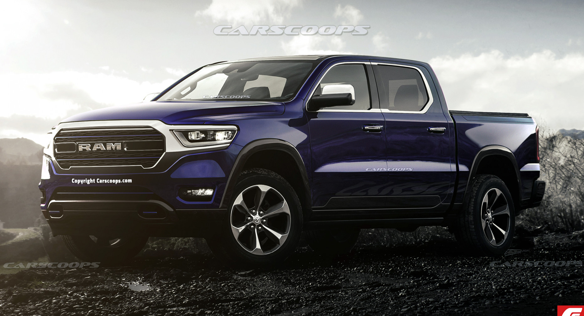 Concept and Review 2022 Dodge Pickups