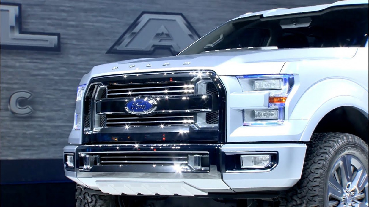 Redesign 2022 Ford F150 Atlas