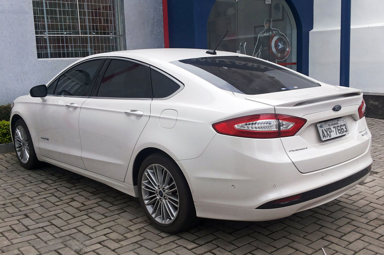 Performance and New Engine 2022 Ford Fusion Energi