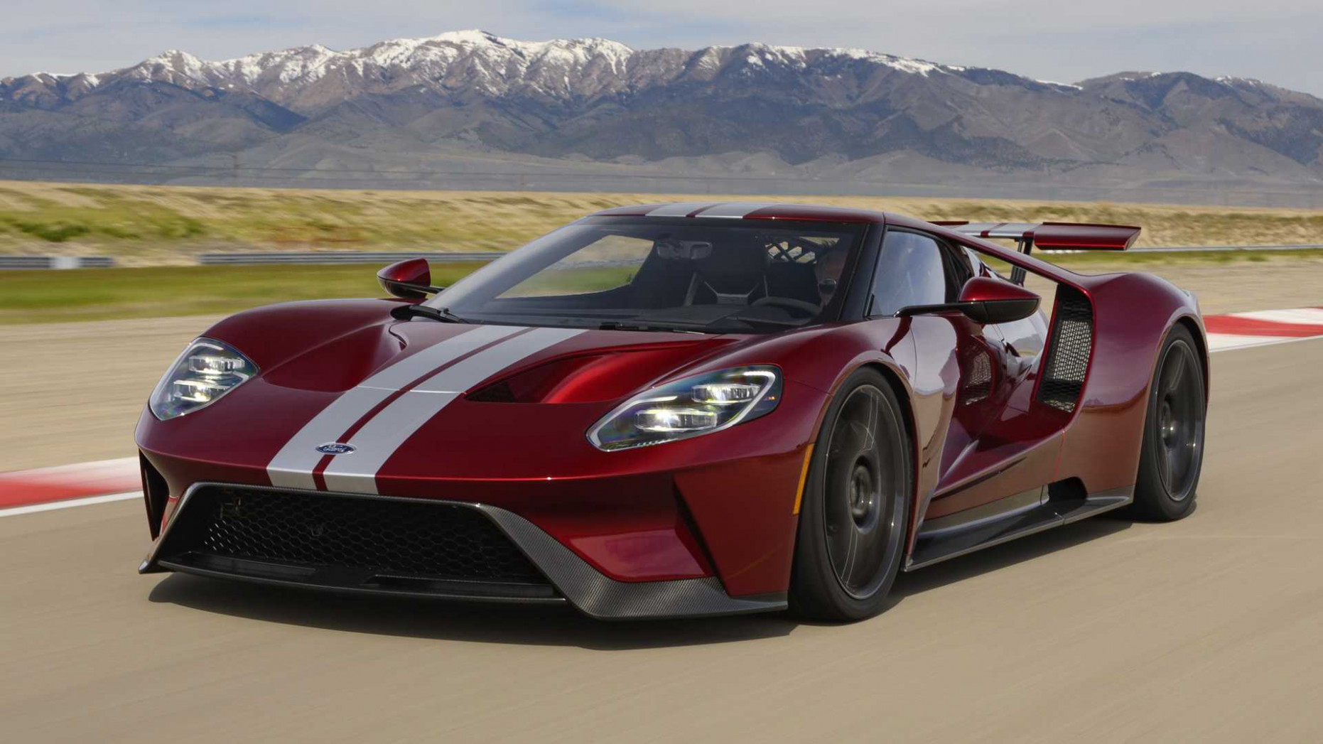 Review 2022 Ford Gt Supercar