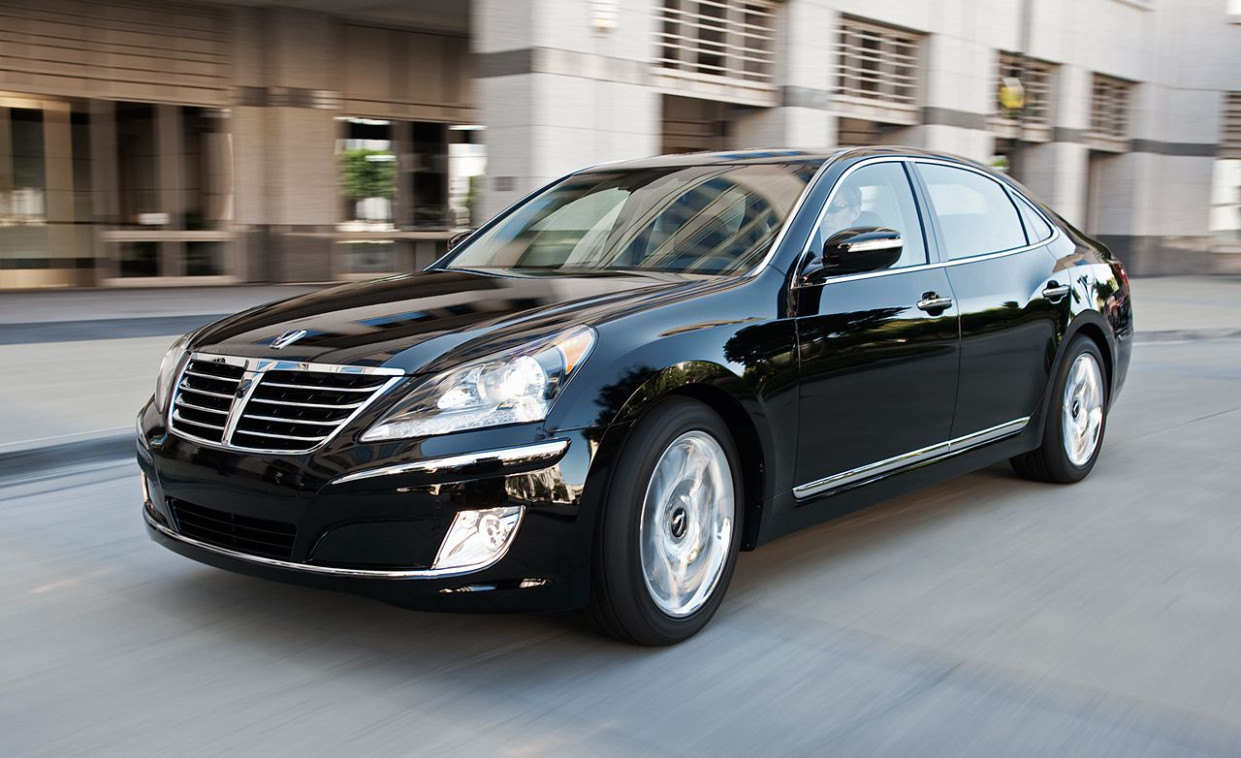 Review and Release date 2022 Hyundai Equus