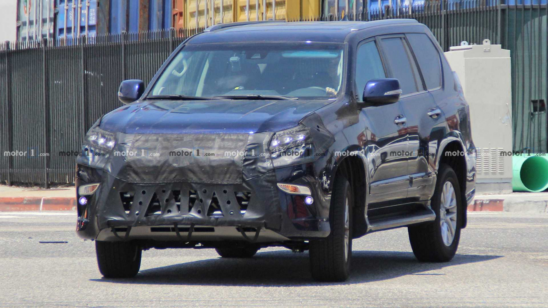 Redesign and Review 2022 Lexus Gx 460 Spy Photos