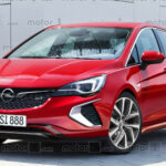 New Concept 2022 New Opel Astra