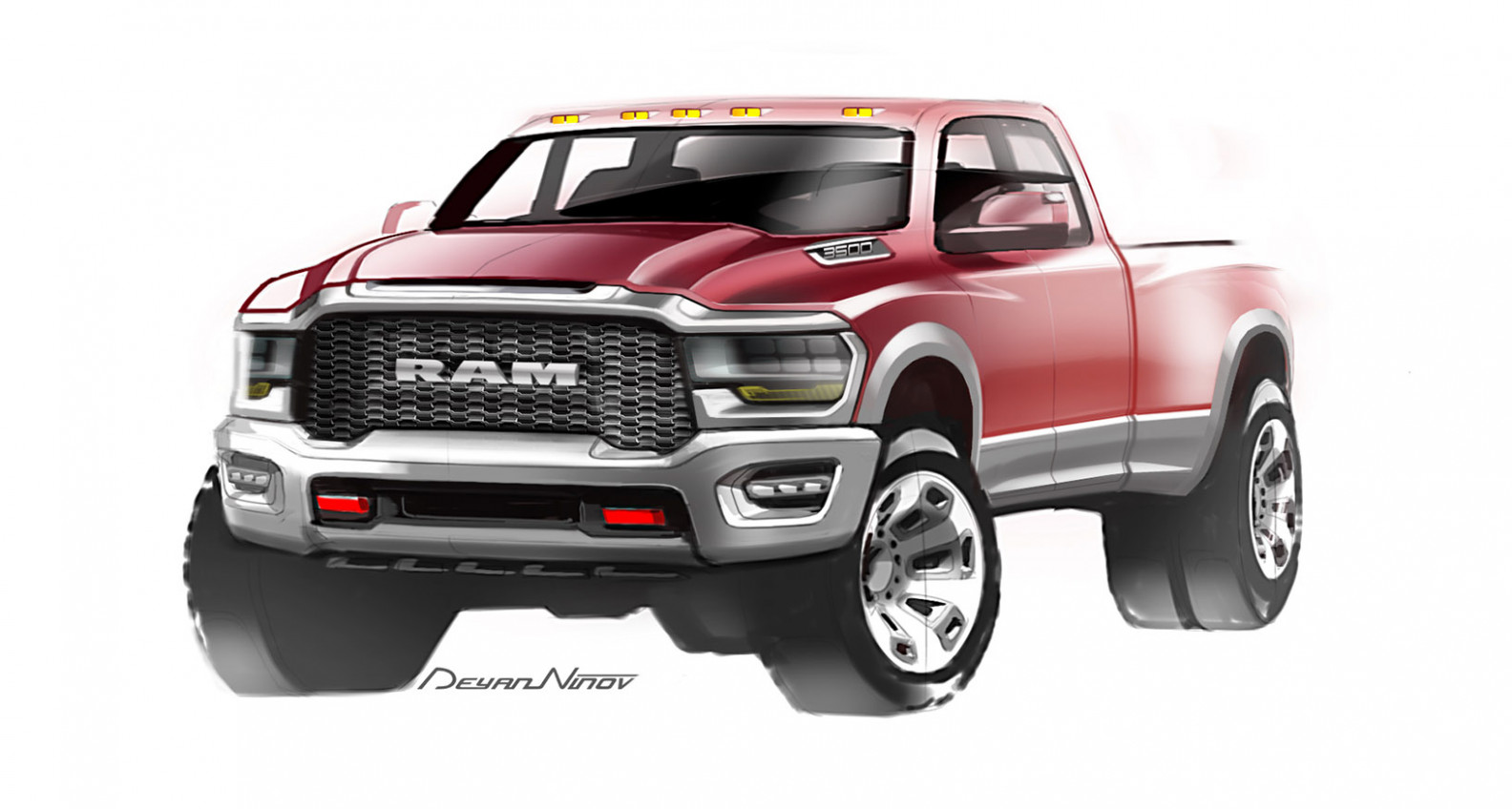 Price, Design and Review 2022 Ram 3500 Diesel