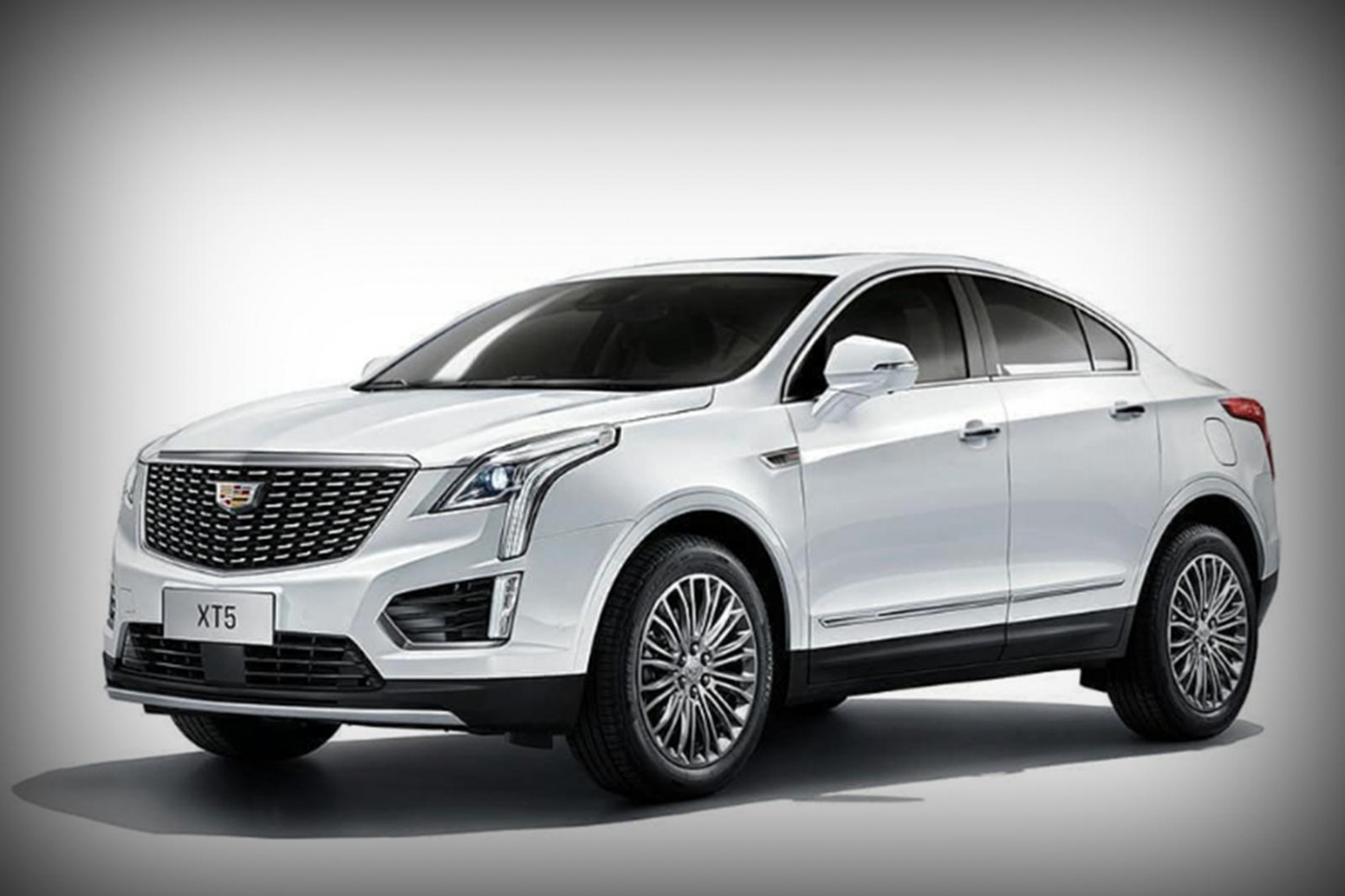 Wallpaper 2022 Spy Shots Cadillac Xt5