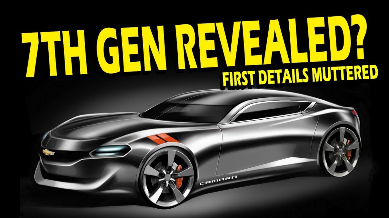Redesign and Review 2022 The Camaro Ss