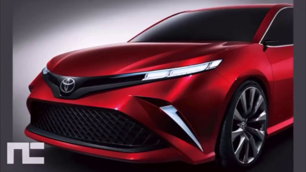 Configurations 2022 Toyota Camry